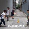 Đồ chơi thông minh và vận động cho trẻ giảm sì trét ngày nghỉ quá dài