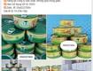đồ hộp cá ngừ ngâm dầu