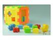 Đồ chơi hộp thả hình khối, con vật, ghép hình lập phương