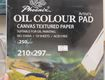 Sổ vẽ sơn dầu, acrylic a4