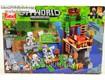 Lắp ráp xếp hình not Lego Minecraft My World 21146