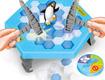 Trò Chơi Phá Băng Giải Cứu Chim Cánh Cụt Penguin Trap