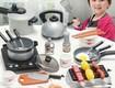 Bộ đồ chơi nấu ăn nhà bếp gồm 36 món