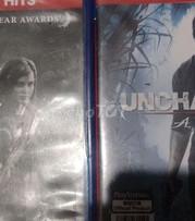 Cần bán The Last of Us và Uncharted 4