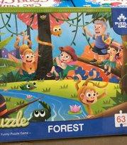 Hãng Puzzle King gửi thêm mẫu mới 50-63-99pcs  3