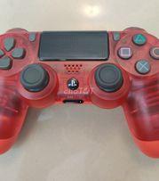 Tay cầm PS4 Slim Crystal Red CH Sony