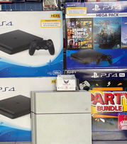 Máy PS4 cũ giá rẻ