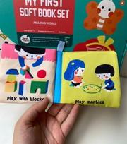 Sách vải cho trẻ từ 1 đến 3 tuổi