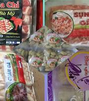 Chuyên cung cấp các loại thực phẩm chế biến sẵn