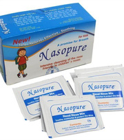 Hỗn hợp dung dịch rửa mũi cho bé Nasopure
