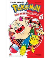 Truyện tranh Pokemon - Cuộc phiêu lưu của Pippi