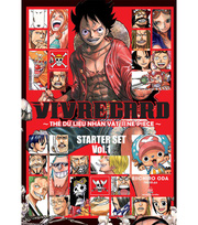 Sách - Vivre Card - Thẻ dữ liệu nhân vật One Piece