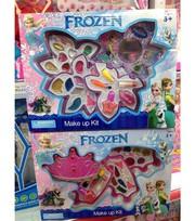 Đồ chơi trang điểm Elsa xoay hình lá phong hoặc vương miện
