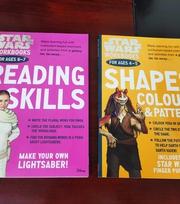 Star wars workbook: 59k/cuốn