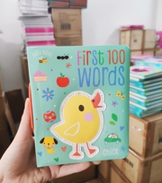 Busy bee first 100 words: 95k