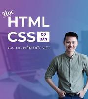 Học HTML/CSS cơ bản qua bài tập thực tế