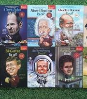 Bộ sách chân dung những người thay đổi thế giới